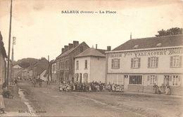 80 Somme  :  Saleux   La Place   Réf 3566 - Autres Communes