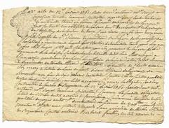 Document Du 12 Février 1761 Pret De 200 Livres Payable En 2 Ans - Cachets Généralité