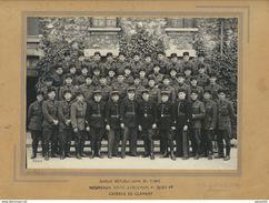 Garde Républicaine De PARIS, Nouveaux Admis 2/12/46 - 2/06/47 Caserne Clamart - War, Military