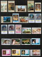 NICARAGUA---Collection Of  MINT LH/H  DL-423 - Collections (without Album)