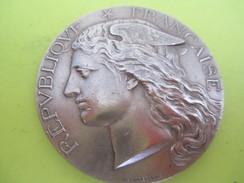 Médaille De Table/RF/Ministére De L'Agriculture/Concours Régional Hippique/Nantes/H PONSCARME/Bronze/1901    SPO218 - Equitation