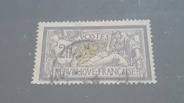 LOT 372148 TIMBRE DE FRANCE OBLITERE N°122 VALEUR 90 EUROS - France