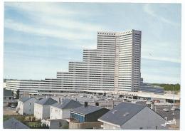 CP ST SAINT HERBLAIN, IMMEUBLE LE SILLON DE BRETAGNE, LOIRE ATLANTIQUE 44 - Saint Herblain
