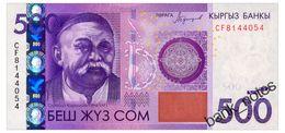 KYRGYZSTAN 500 SOM 2016 Pick New Unc - Kyrgyzstan