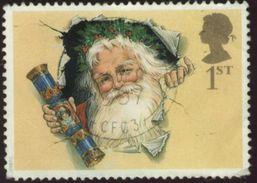 GB 1997 Yv. N°2003 - Noël - 1st Crackers - Oblitéré - Gebraucht
