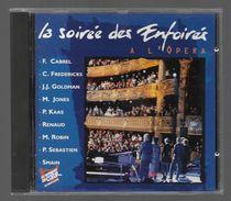 La Soirée Des Enfoirés à L'opéra 1992 - Compilations