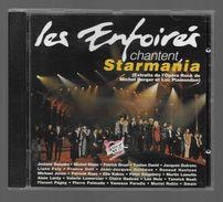Les Enfoirés Chantent Starmania 1993 - Compilaciones