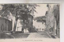 DRAGUIGNAN  PLACE DE L ' HORLOGE - Draguignan