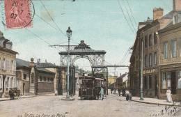 Reims - La Porte De Paris   - Scan Recto-verso - Reims
