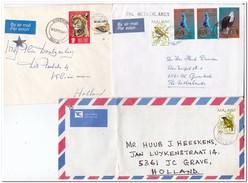 Malawi, 3 Letters - Malawi (1964-...)