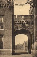BELGIQUE - FLANDRE ORIENTALE - KRUIBEKE - BAZEL - BASEL - Poort Van Kasteel Vilain XIV - Porte Du Château Vilain XIV. - Kruibeke