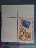 POLYNESIE 1964 Y&T N° 29 ** - VOLONTAIRES DU BATAILLON DU PACIFIQUE SUD - French Polynesia