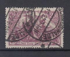 Reich Michel Kat.Nr. Gest 115 C Gepr Infla - Oblitérés