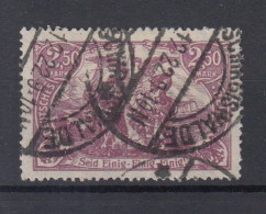 Reich Michel Kat.Nr. Gest 115 C Gepr Infla - Alemania