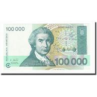 Croatie, 100,000 Dinara, 1993-05-30, KM:27A, NEUF - Croatia