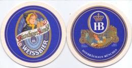#D169-115 Viltje Hofbräuhaus München - Sous-bocks