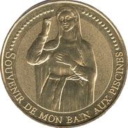 65 LOURDES N°26 SOUVENIR DE MON BAIN AUX PISCINES MÉDAILLE MONNAIE DE PARIS 2017 JETON TOKEN MEDAL COIN - Monnaie De Paris