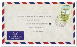 Mauritius, Airmail, Trees - Mauritius (1968-...)