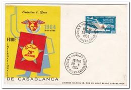 Marokko 1964, Foire Internationale De Casablanca - Marruecos (1956-...)