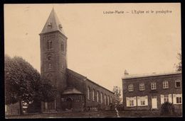LOUISE MARIE - ( Maarkedal ) -- église Et Prèsbytère - - Maarkedal