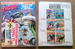 Zagor Speciale 3  - 1990  Blisterato - Zagor Zenith