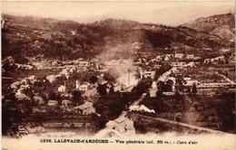 CPA Lalevade-d'Ardeche Vue Generale (398528) - France