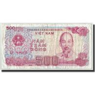 Viet Nam, 500 Dông, 1988 (1989), KM:101a, TB - Vietnam