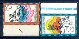 S203- DDR Germany Democratic Republic 1981. Alemania Oriental. Spartakiade Of Youth. - Germany
