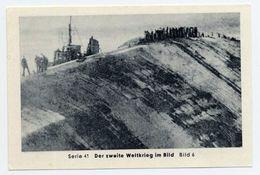 WWII - Der Zweite Weltkrieg Im Bild - 41.6 - Das Ende Der Tirpitz - Cigarette Cards
