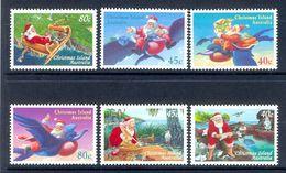 S235-  Two Sets Of Christmas Island Australia. - Christmas Island