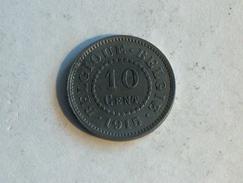 Belgique 10 Cent 1915 Centimes - 1909-1934: Albert I
