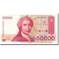 Croatie, 50,000 Dinara, 1993, 1993-05-30, KM:26a, NEUF - Croatie