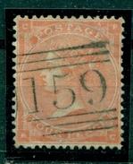 Grossbritannien, Königin Victoria Nr. 19 Gestempelt - 1840-1901 (Regina Victoria)