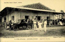 COTE D'IVOIRE / AGNIBILEGRO / A 57 - Côte-d'Ivoire