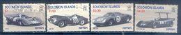 S270- Solomon Islands. Sports Cars. - Cars