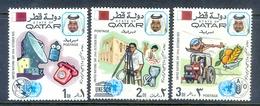 S274- Qatar 1972. United Nation. - Qatar