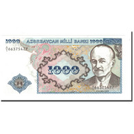 Azerbaïdjan, 1000 Manat, 1993, Undated (1993), KM:20a, NEUF - Azerbaïdjan