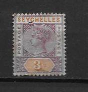 LOTE 1414  ///   SEYCHELLES   USADO - Seychelles (...-1976)
