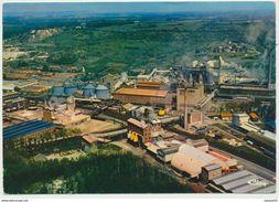 54 - DOMBASLE-SUR-MEURTHE : Vue Aérienne Sur L'usine SOLVAY - France