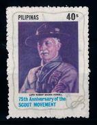 [66648] Philippines 1982 Scouting Jamboree Pfadfinder Baden Powell MNH - Scouting