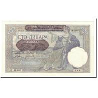 Serbie, 100 Dinara, 1941, 1941-05-01, KM:23, NEUF - Serbie