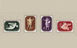 Hungary 1940. Arts Complete Set MNH (**) Michel: 643-646 - Ungarn
