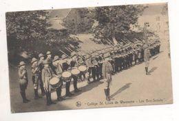 36795  -  Collège  St  Louis  De  Waremme -  Les  Boy-Scouts  -  Scoutisme - Waremme