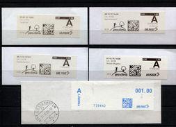 Schweiz, Suisse ,   Small Lot,  Webstamp (La Poste, Die Post, La Posta) - Suisse