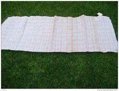 1 Coupon De Tissu Pour Rideau-.ancien -jamais Servi-146x55cm-pour Confectionner Robe Pour Poupee-- - Rideaux