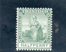 TRINIDAD & TOBAGO 1905-7 * - Trinité & Tobago (...-1961)