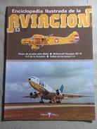 Fascículo Enciclopedia Ilustrada De La Aviación. Número 53. 1982. Editorial Delta. Barcelona. España - Aviación