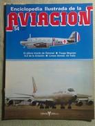 Fascículo Enciclopedia Ilustrada De La Aviación. Número 54. 1982. Editorial Delta. Barcelona. España - Aviación