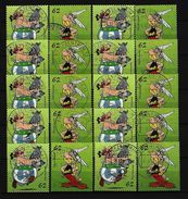 BUND Mi-Nr. 3178 - 3179 X 10 Obelix Und Asterix Gestempelt (2) - BRD