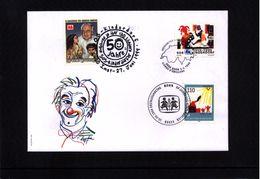 Austria / Oesterreich 1999 SOS Kinderdorf / SOS Children'village Trio Cover AT-DE CH Interesting Cover - Otros